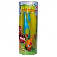 SmileGuard Moshi Monsters Sonic toothbrush Электрическая детская зубная щетка с дополнительной насадкой от 3-х лет