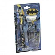 SmileGuard Batman Dental Set Набор детский (2 щетки на присоске, зубная паста, стакан) от 2-6 лет