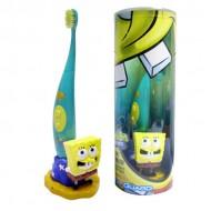SmileGuard Spongebob Sonic Toothbrush Электрическая щетка с дополнительной насадкой от 3-х лет