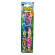 SmileGuard Monster MM-9 набор зубных щёток (2шт)