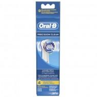 Braun Oral-B Precision Clean (4шт.) насадки для электрических зубных щёток