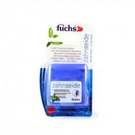 Fuchs Zahnseide зубная нить 50м пропитанная фтором и мятой