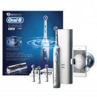 Braun Oral-B Genius 9000 D701.545.6XC White зубная электрическая щетка