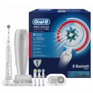 Braun Oral-B PRO 6000 Smart Series зубная электрическая щетка