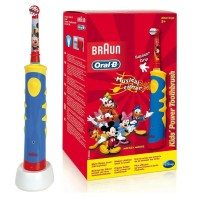 Braun Oral-B Kids Power Toothbrush Mickey Mouse D10.513 зубная щетка детская