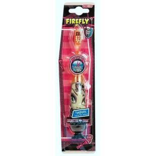 SmileGuard Monster High Firefly Timer Toothbrush детская зубная щётка с таймером.