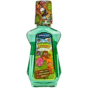 Moshi Monsters Mouthwash детский бальзам ополаскиватель 237 мл