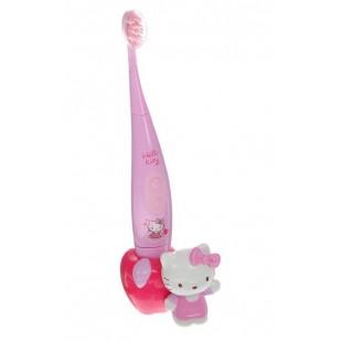 SmileGuard Hello Kitty Sonic toothbrush электрическая зубная щетка (батарейка в комплекте)3+
