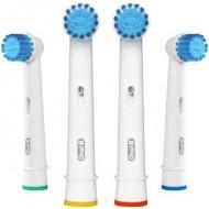 Braun Oral-B Sensitive Clean (4шт.) насадки для электрических зубных щёток