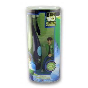 Ben10 Sonic щетка с доп насадкой и подставкой-игрушкой от 3 лет