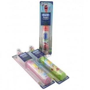 Зубная щетка Oral-B Stages Power 3+ NEW