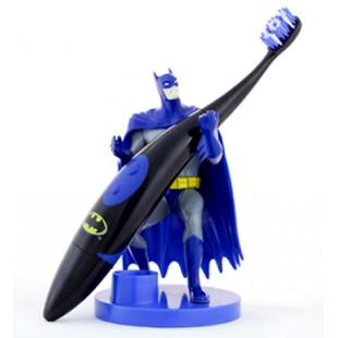 Batman Sonic электрическая зубная щётка с подставкой для детей от 3-х лет