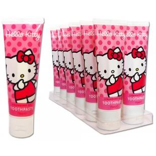 SmileGuard Hello Kitty HK-1 Strawberry cel Зубная паста-гель с флюоридом (1450 ppm)