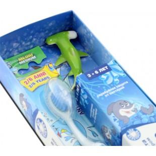 Silver Care - набор для мальчиков от 3 до 6 лет