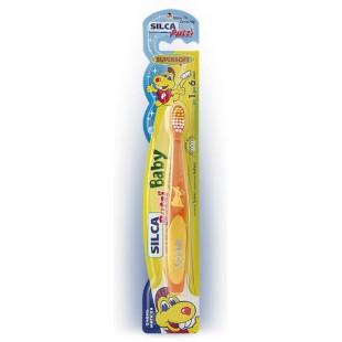 Детская зубная щетка SILCA Putzi Baby 1-6 лет