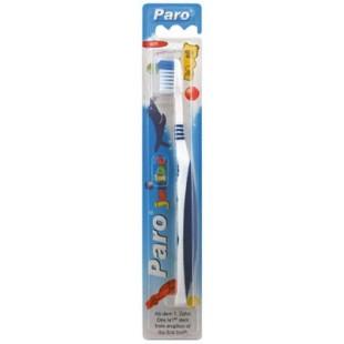 Детская зубная щетка Paro Junior