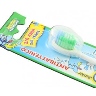 Silver Care Junior антибактериальная щётка - 2-6 лет