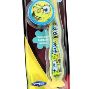 Spongebob Sb-8 с колпачком, на присоске, мягкая
