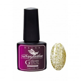 Dona Jerdona Гель-лак Delux Gelicure Galaxy №064 Rainbow Dream (10мл.)
