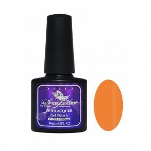 Dona Jerdona Гель-лак Delux Duolacquer №09 Candy Orange (10мл.)
