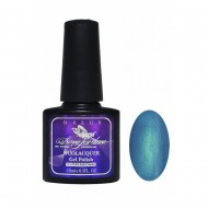 Dona Jerdona Гель-лак Delux Duolacquer №14 Its Up to Blue (10мл.)