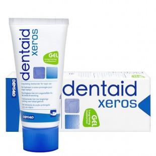 Dentaid Xeros Gel зубная паста гель 50мл