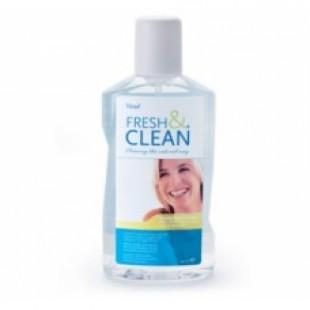 Fresh and clean 500 мл. - белоснежная улыбка и свежее дыхание