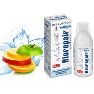 Biorepair 4-action mouthwash ополаскиватель для полости рта