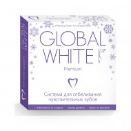 GLOBAL WHITE Teeth Whitening System For Sensitive Teeth