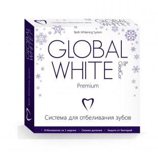 GLOBAL WHITE Teeth Whitening System