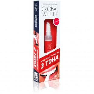 Global White Gel отбеливающий гель 5 мл