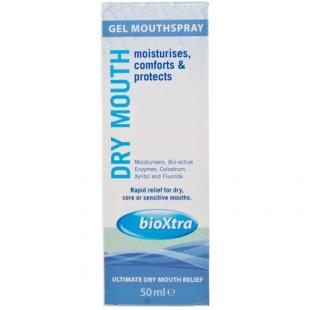 BioXtra Mouthspray увлажняющий спрей 50 мл.