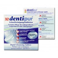 Dentipur Cleansing tablets для очистки протезов, 30 шт.