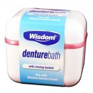 Wisdom Denture Bath ванночка для очистки протезов