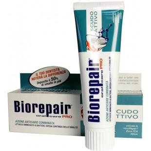 Biorepair Pro Active Shield - зубная паста от кариеса (75 мл)