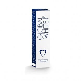 Отбеливающая зубная паста Global White 30 мл.