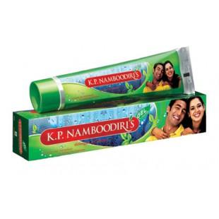 Аюрведическая зубная паста K.P. Namboodiris Gel 80 г.