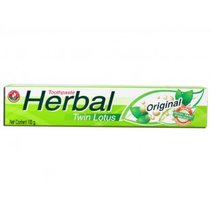 Twin Lotus Herbal Original 100г Зубная паста