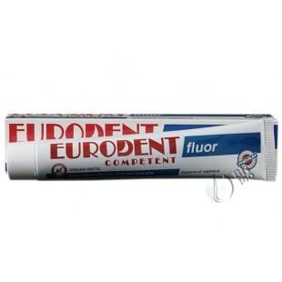Eurodent Competent Fluor 75 мл.
