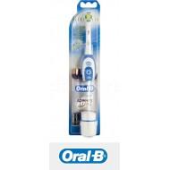 Braun Oral-B 3D White LUXE электрическая зубная щетка на батарейках