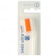 Curaprox CS 5460 Ultrasoft (0,10 мм) Зубная щетка белый-оранжевый