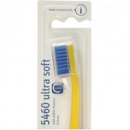 Curaprox CS 5460 Ultrasoft D (0,10 мм) желтый-синий