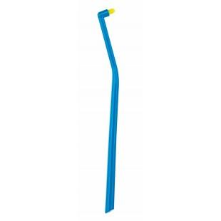 Curaprox CS 1006 Single&sulcular 6 мм монопучковая щетка синий-салатовый