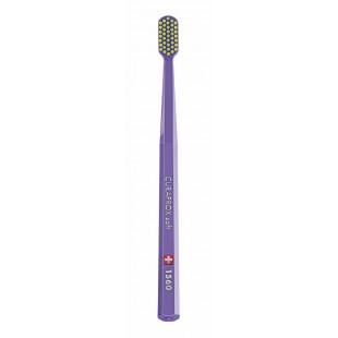 Curaprox CS 1560 Soft (0,15мм) зубная щетка сиреневый-салатовый