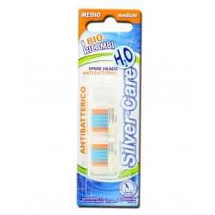 Silver Care - комплект сменных головок H2O