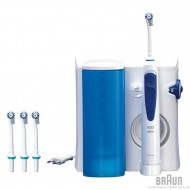 Braun Oral-B ProfessionalCare Oxyjet MD20 Plus ирригатор