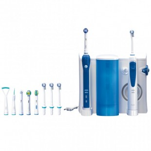 Зубной центр Braun Oral-B ProfessionalCare OxyJet +3000