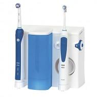 Braun Oral-B ProfessionalCare OxyJet +3000 зубной центр ирригатор плюс электрическая щетка