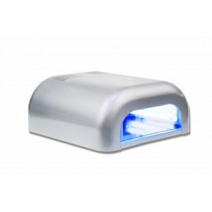 Dona Jerdona DJ-Д770Е Ультрафиолетовая Лампа 36 вт. серебряная
