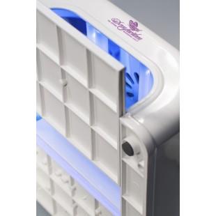 Dona Jerdona DJ-Д770Ф Ультрафиолетовая Лампа 36 вт. с вентилятором белая